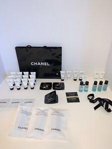 Chanel Paris 36 LOT Beauty Care LeLift-LeBlanc-LeJour-LeWeekend Etc...Skin care