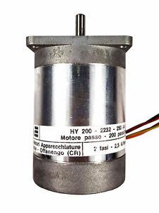 Motore passo passo CNC MAE HY200-2232-250 A4 stepper NEMA 23 2,5A