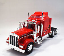 New Ray 1:32 Kenworth W900 Semi Diecast Truck Model New without Box Red