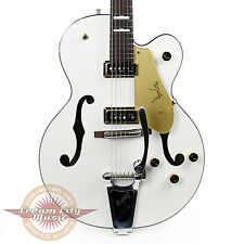 Gretsch G6120DE 1957 Limited Edition Duane Eddy Hollow Body Pearl White New!