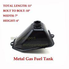 Metal Gas Fuel Tank For Chinese 50cc 70cc 90cc 110 125cc Kids ATV Quad 4 Wheeler