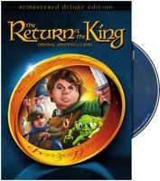 The Return of the King [New DVD] Deluxe Edition, Full Frame, Rmst, Eco Amaray