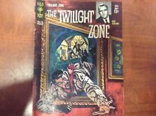 The Twilight Zone # 9 Nov.1964 Gold Key 12c Silver-Age Tv Comic