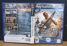 MEDAL OF HONOR RISING SUN - PS2 - PlayStation 2 - PAL - Italiano - Usato