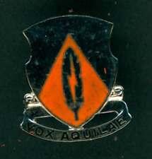 501st SIGNAL BATTALION, DI, DUI, UNIT CB, HM M21, MILITARY POST SUPLIERS