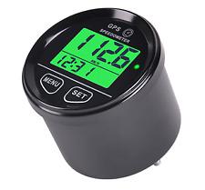 GPS Speedometer 12V-24V Auto detect  Speedometer,Clock,Voltage,Speed Alert