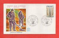 FDC - 1975-30e Aniversario De La Creación De Servicio Remoción de Minas (809)