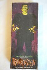 Vintage Aurora 1961 Universal Pictures Frankenstein Monster Model - UNBUILT