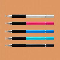 Multi-color 3in1 Capacitive Touch Screen Stylus Ball Point Pen For IPad IPhone