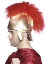 ROMAN SOLDIERS HELMET, LEGENDS & MYTHS FANCY DRESS, GLADIATORS, ONE SIZE, MENS