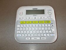 Brother P Touch PT-D400 compact tag and label maker printer tested needs tape