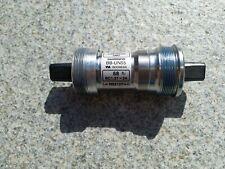movimento centrale in acciaio perno quadro bsa 116mm scatola 68mm 305840640 MV-T
