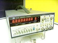 """Hp5316a, dispositivo de mesa, 2-ch + 1ghz opción """"C"""", calibrado, top frecuencia contadores!"""
