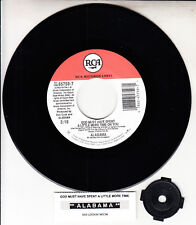 """ALABAMA God Must Have Spent A Little More Time On You 7"""" 45 rpm vinyl record NEW"""