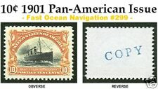 1901 PAN-AM EXPOSITION ISSUE U.S. #299 REPRODUCTION