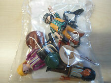 "Playmobil 6278  "" 2 Cowboys mit Cowgirl "" NEU"
