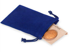 50 ROYAL 5x7 Jewelry Pouches Velour Velvet Gift Bags