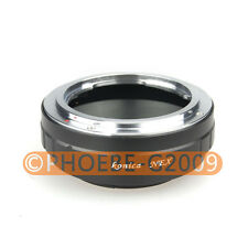 Konica AR Lens to Sony NEX-7 NEX-5N NEX-3 NEX-5 NEX-VG10 E Mount Adapter Ring