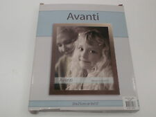 AVANTI 61033 20 X 25CM 8 X 10 INCH PHOTO FRAME GOLD or RED NEW