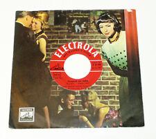 """LITTLE GERHARD """"Versprich mir nichts"""" 1963 EX Deutsch Rock 'n' Roll flc 45 Vinyl"""