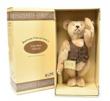 Steiff 654411 British Collector's Teddy Bear 1996 Limited Edition of 3000