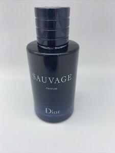 DIOR SAUVAGE PARFUM 3.4 oz / 100 ml MEN HIGHEST CONCENTRATION - NEW, NO BOX