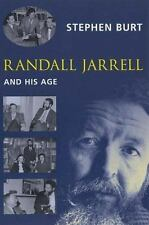 Randall Jarrell and His Age, General, 20th Century, United States, Criticism, St