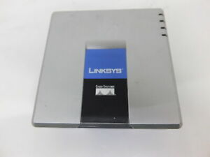 Linksys SPA2102 VOIP Phone Adapter w/ Router