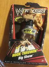 """WWE MATTEL Flexforce """"Hook Throwin Big Show"""" Action Figure"""