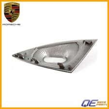 Porsche 911 Boxster 1999 2000 2001 - 2004 Genuine Headlight Corner Trim (Clear)
