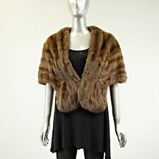 Squirrel Fur Stole - One Size Fits All - Pre-Owned