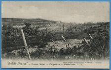 CPA: Guerre 1914-1916 - Craonne (Aisne) - Vue générale