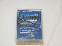 Joy to the World Christmas Bells Holiday Hand Bell Choir cassette tape 1979