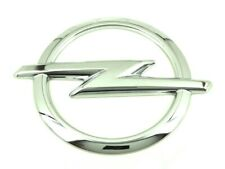Genuine New OPEL BLITZ BOOT BADGE Emblem Vauxhall Corsa D Astra H Sport 13269370