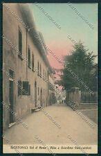 Pisa Montopoli Val d'Arno cartolina QQ3242