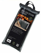 Garland 2m Log Store Protective Cover - Black  W1726