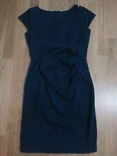 KISHA ITALIA lotto 610 abito vestito vestitino donna verde petrolio tg.44/46