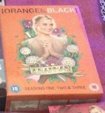 Orange Is The New Black Seasons 1-3 - Region 2 - New & Sealed