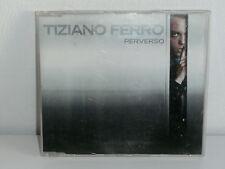 CD SINGLE TIZIANO FERRO Perverso 5529152