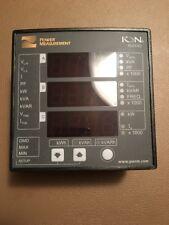 Power Measurement Baugleich Schneider Electric ION6200 PowerLogic Messgerät