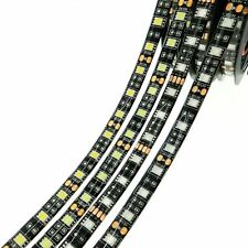 DC12V 5M 5050 300LED Strip Light car DRL DIY tape lamp Black PCB Waterproof IP65