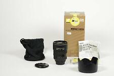 Nikon 17-55 mm. F. 2.8 G ED IF AF-S DX Nikkor lens - Garanzia Tuttofoto.com