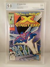 X-Factor # 24 PGX 9.8 1st full appearance of Archangel Like CGC