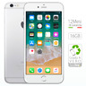 Apple iPhone 6 Plus 16GB Silver Ricondizionato GRADO A VERO Sigillato Bianco