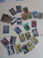 Lot de 37 cartes Force Attax Star Wars Topps