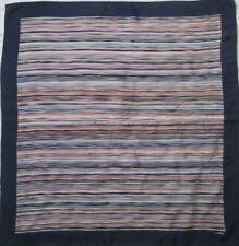 -Superbe Foulard CHANEL soie TBEG  vintage  84 x 88 cm