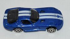 Maisto Blue 1996 Dodge Viper GTS, Made in China