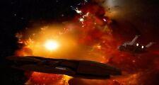 Battlestar Galactica Poster Length: 800 mm Height: 400 mm SKU: 12309