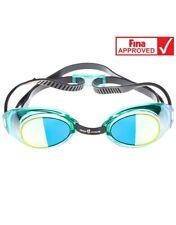 Liquid Racing Mirror Goggles Mad Wave FINA UV Anti-Fog Swimming Polarized Swim