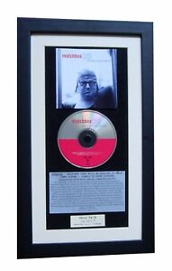 MATCHBOX TWENTY+20 Yourself Or Someone CLASSIC CD Album FRAMED+FAST GLOBAL SHIP